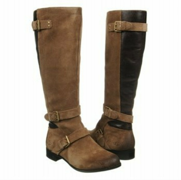 Ugg Cydnee ShoesBoots Women 1001876 Fawn Poshmark Riding FK1TlJc
